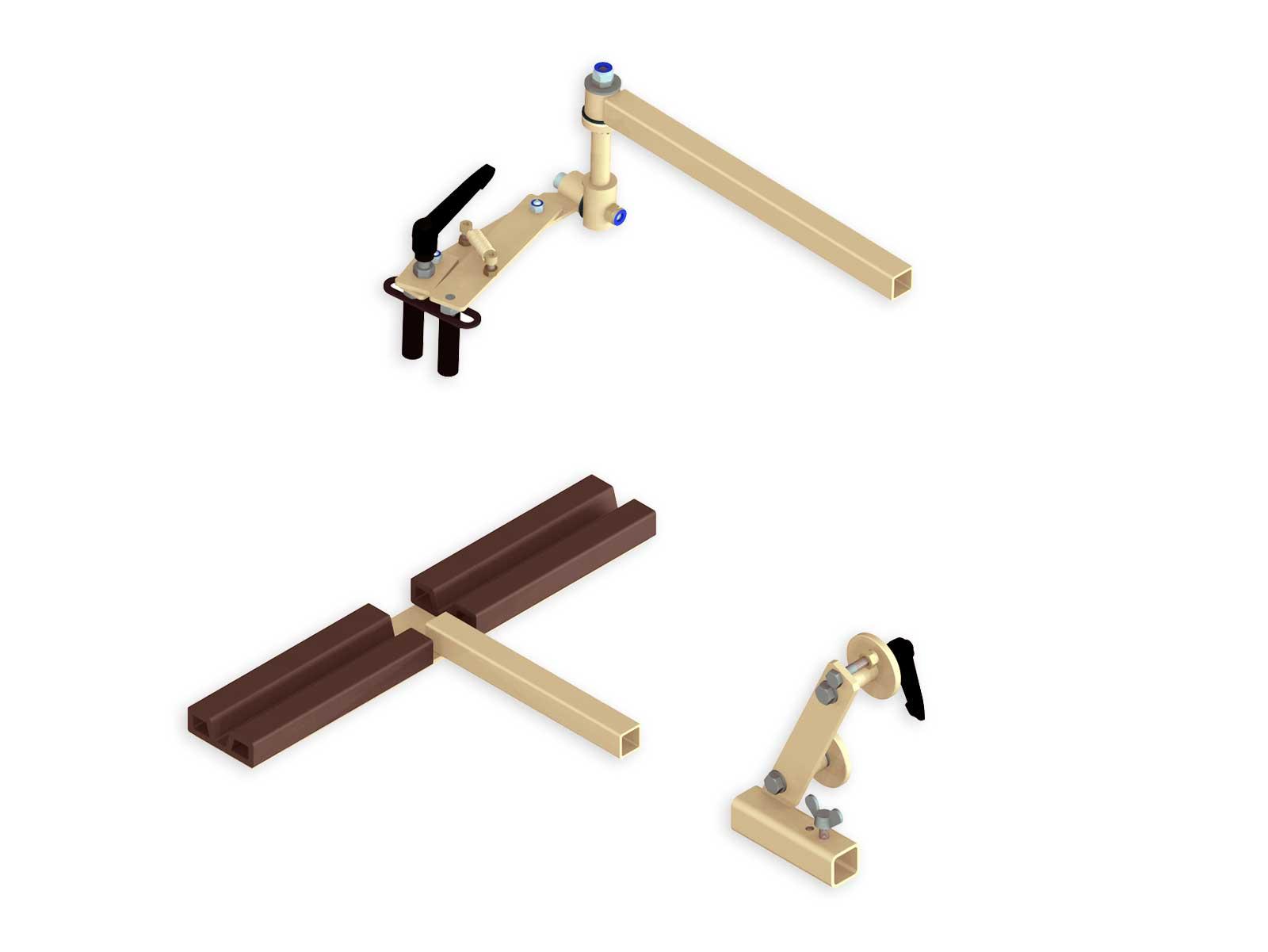 dent-pulling-door-handling-set